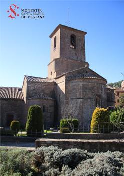 Entrada individual al Monestir de Santa Maria de l'Estany