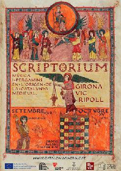 Scriptorium: música i pergamins en l'origen de la Catalunya medieval