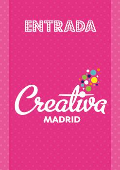 ENTRADA DE DÍA CREATIVA MADRID 2017