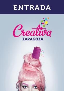ENTRADA DE DIA CREATIVA ZARAGOZA 2018