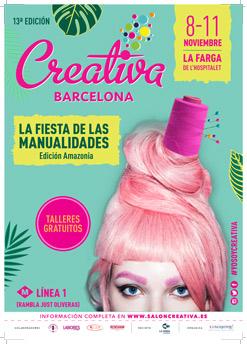ENTRADA DE DÍA CREATIVA BARCELONA 2018