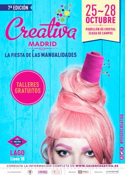 ENTRADA DE DÍA CREATIVA MADRID 2018