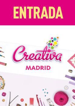 ENTRADA DE DÍA CREATIVA MADRID 2019