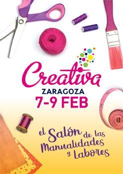 ENTRADA DE DÍA CREATIVA ZARAGOZA 2020