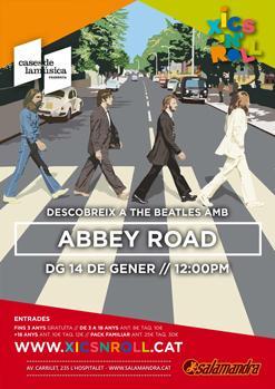 XICS'N'ROLL / Descobrint The Beatles amb ABBEY ROAD