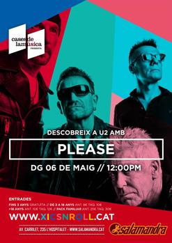 XICS'N'ROLL / Descobrint U2 amb PLEASE