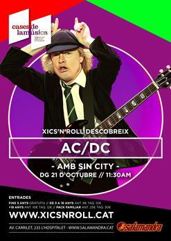 XICS'N'ROLL / Descobrint AC/DC amb SIN CITY