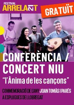 CONFERÈNCIA / CONCERT NIU