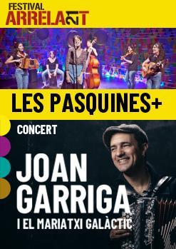 PASQUINES I JOAN GARRIGA