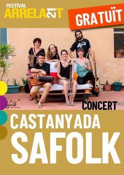 SAFOLK CONCERT CASTANYADA