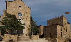 Visita guiada al nucli antic de Castell d'Aro