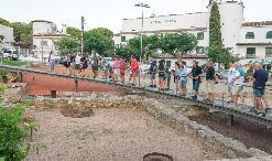 Visita guiada al Camí de Ronda de Platja d'Aro i vil·la romana de Pla de Palol