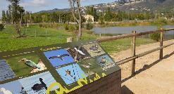 Visita Naturalista al Parc dels Estanys