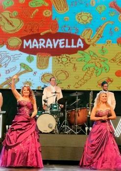 ORQUESTRA INTERNACIONAL MARAVELLA - Un tomb per la història de la música...