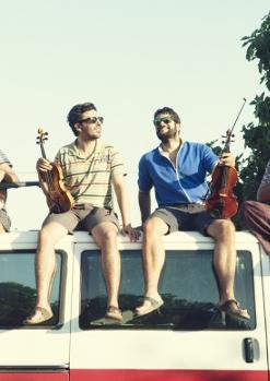 PREPARANT EL VIATGE - Aupa Quartet