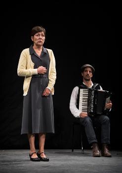 MEMÒRIA DE LES OBLIDADES amb Rosa Andreu