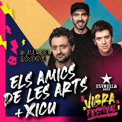 ELS AMICS DE LES ARTS + XICU