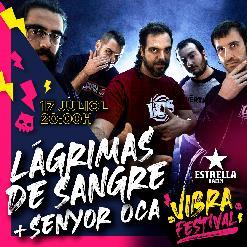 LÁGRIMAS DE SANGRE + SENYOR OCA
