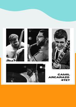 Camil Arcarazo Quartet