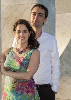 Daniel Blanch,  Júlia Farrés Llongeras
