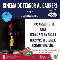 CINEMA DE TERROR AL CARRER