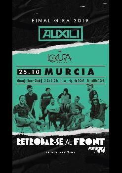 AUXILI en Murcia