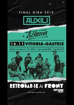 AUXILI en Vitoria-Gasteiz