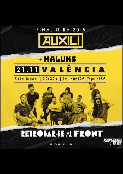 AUXILI a València - Final de Gira -