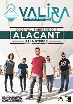 Valira a Alacant