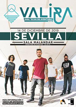 Valira en Sevilla