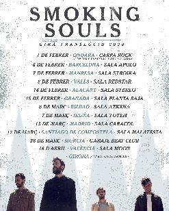 Smoking Souls a Barcelona