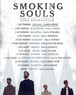 Smoking Souls a Ondara - Inici de gira de presentació