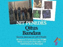 NIT PENEDÈS - Q'ITUS + BANDAU