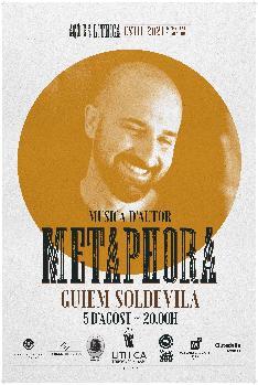 GUIEM SOLDEVILA. 'METAPHORA'
