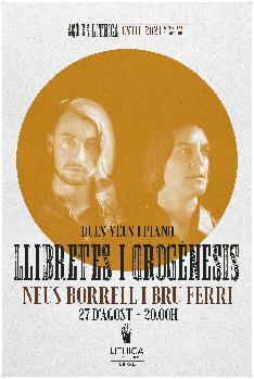 'LLIBRETES I OROGÈNESIS'. NEUS BORRELL I BRU FERRI