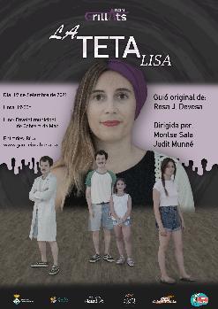 LA TETA LISA