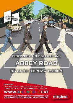 XICS'N'ROLL descobreix a The Beatles amb Abbey Road