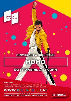 XICS'N'ROLL descobreix a Queen amb Momo