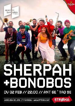 SHERPAH + BONOBOS