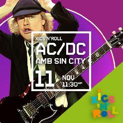 Descobreix AC/DC amb SIN CITY