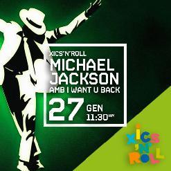 Descobreix a MICHAEL JACKSON amb I WANT U BACK