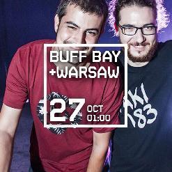 STROIKA SESSIONS amb DJ WARSAW + BUFF BAY
