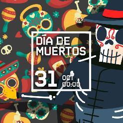 DIA DE MUERTOS amb DJ SHAKUR + BUFF BAY