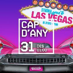 CAP D'ANY STROIKA GOES TO LAS VEGAS