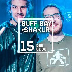 SESSIONS amb SHAKUR + BUFF BAY