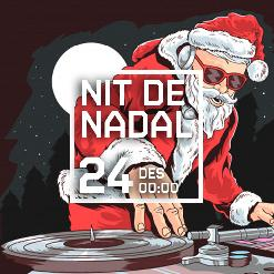 NIT DE NADAL amb WARSAW + SHAKUR + BUFFF BAY