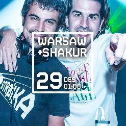 STROIKA SESSIONS amb WARSAW + SHAKUR
