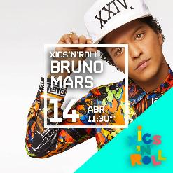 XICS'N'ROLL presenta BRUNO MARS