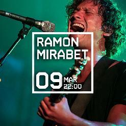 RAMON MIRABET + ARTISTA CONVIDAT
