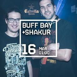 STROIKA SESSIONS amb SHAKUR + BUFF BAY
